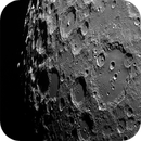 From Clavius to the lunar limb,                                MAILLARD