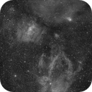 Bubble  and Lobster Claw Nebula,                                Joschi