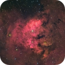 NGC 7822 HaLRGB  80x480  /  ATIK ONE  /  AZEQ6,                                Pulsar59