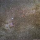 Constellation du Cygne,                                BLANCHARD Jordan