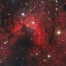 Cave Nebula,                                physics5mickey