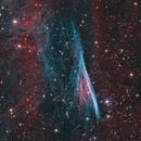 NGC 2736 - The Pencil Nebula,                                Casey Good