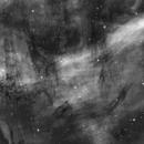 Dust Lanes of Cygnus in Ha (IC5068),                                equinoxx