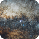 Milky Way in Sagittarius,                                Lorenzo Palloni