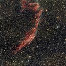 NGC6992 Eastern Leg of Veil Nebula,                                Ray Heinle