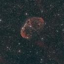 NGC 6888,                                Herwig Peresson