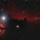 IC434 - Horsehead Nebula,                                pmumbower