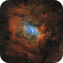 NGC 7635 - The Bubble Nebula,                                Alan Pham