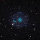 The Cat's Eye Nebula, NGC6543,                                rveregin