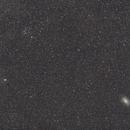 NGC752 et M33,                                Sébastien Chaline