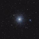 M3 - Globular cluster in Canes Venatici,                                Stellario