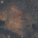 NGC 7000 - North America Nebula,                                Beatrice Heinze
