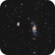NGC3718 and NGC3729 in Ursa Major,                                Arnaud Peel