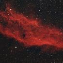 NGC1499 - California Nebula,                                Vincent Tardieu