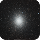 NGC5139 - The great globular cluster Omega Centauri,                                Wellerson Lopes