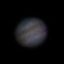 Conjonction Lune Jupiter du 13 juillet 2019 - Moon and Jupiter on 13th of july 2019,                                Harold Freckhaus