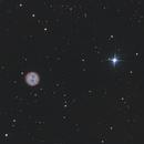 M97, The Owl Nebula,                                Vlaams59