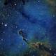 Elephants Trunk Nebula Hubble Pallet,                                Geoff Smith