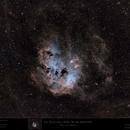 IC410 - Tadepoles Nebula - Reprocessed,                                Uwe Deutermann