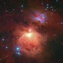 M42 - NGC 1977,                                Piet Vanneste