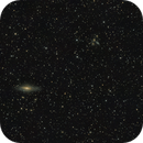 NGC7331 + Stephan's Quintet,                                Siegfried