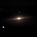 M104 Sombrero Galaxy,                                colharris113