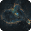 IC 1805 - Heart Nebula,                                Joshua Carter
