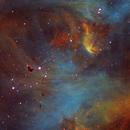 IC 2948 and Thackeray's Globules,                                remidone