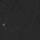 Comet Catalina,                                Rob Ward