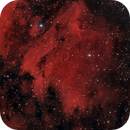 Nebulosa Pelícano (Pelican nebula) IC5070,                                Alfredo Beltrán