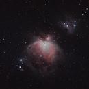 M42 Orion Nebula,                                Paul Nitkowski