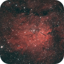 NGC 6820 and 6823,                                Cédric Champeau