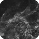 NW Cygnus in H-alpha - 24 panel Mosaic,                                Nico Carver