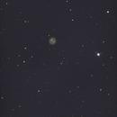 M97 // first attempt // 650mm focal lenght // crop,                                Olli67
