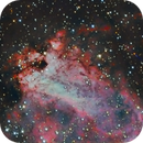 Swan Nebula,                                Juan Antonio Sanc...