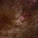 NGC 7000,                                Kacper Rutkowski