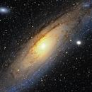 M31 Andromeda Galaxy,                                Ray Blais