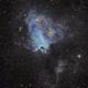 The Swan or Omega Nebula,                                Geoff