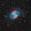 M27 - Dumbbell Nebula,                                Robert Eder