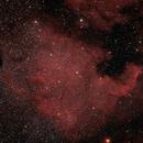 NGC 7000,                                Joe Haberthier