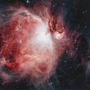 Orionnebel M42,                                Kai Albrecht