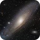 M31 Andromeda with ASI1600MM-C,                                JD