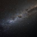 Milky Way over the Bay,                                KiwiAstro
