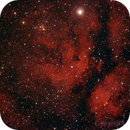 Butterfly Nebula,                                Astro-Rudi