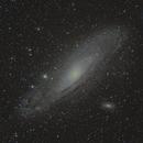 First Time M31,                                Zeno Magli