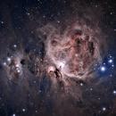Orion Nebula, M42,                                Chinomoro