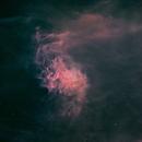 IC 405 HaRGB Flaming Star,                                Padraic Moran
