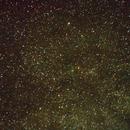 Comet C/2014 E2 - crop,                                Niky360