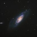 M106 (NGC 4258) - OSC Image,                                JohnAdastra