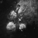 NGC 6334 - Cat's Paw nebula,                                Renan